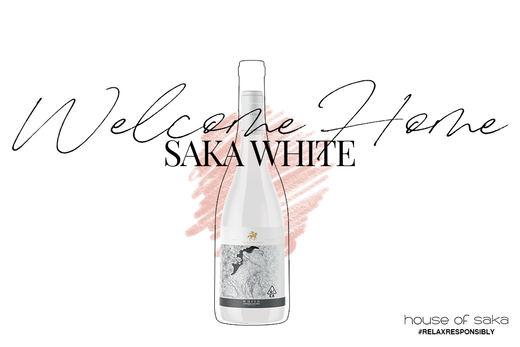 Welcome Home Saka White